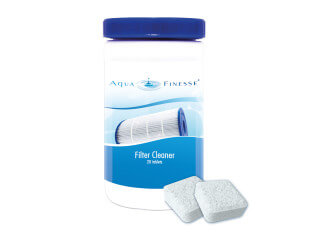 Aqua Finesse filter cleaner
