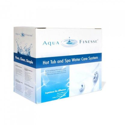 Aqua Finesse Hot Tub Box